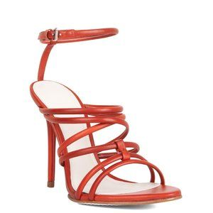 Herve Leger Odette Strappy High Heel Day Sandal